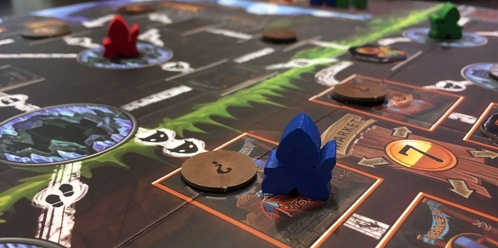 Image result for clank board game renegade