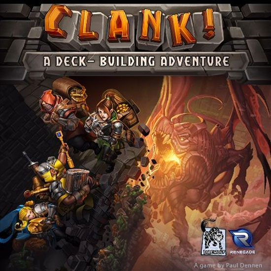 Clank! Review   Board Game Quest image