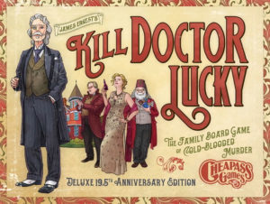 Kill Dr. Lucky