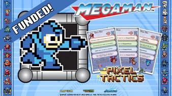 Megaman Pixel Tactics