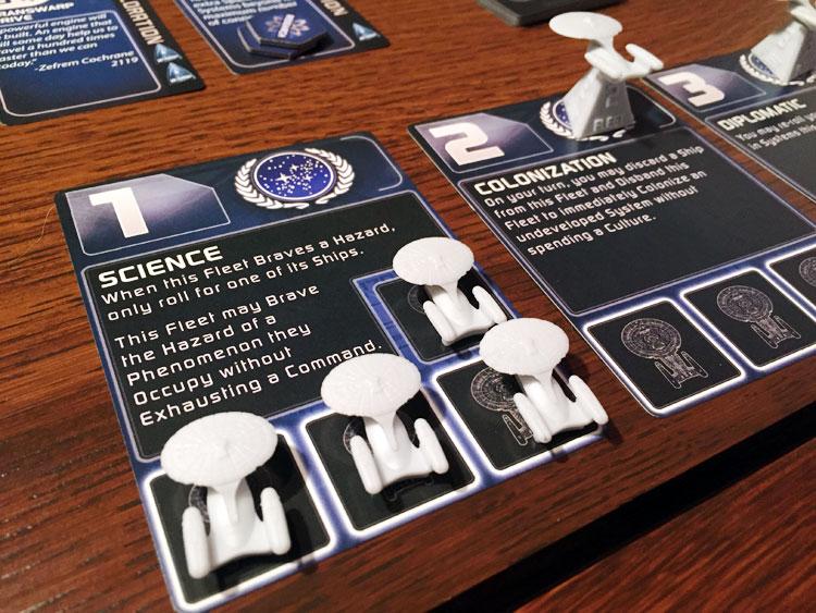 Ascendancy Star Trek Gesellschaftsspiele