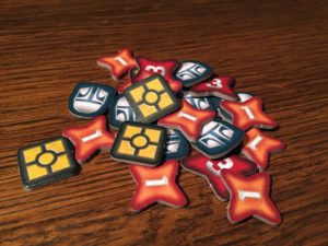 Star Wars: Destiny Tokens
