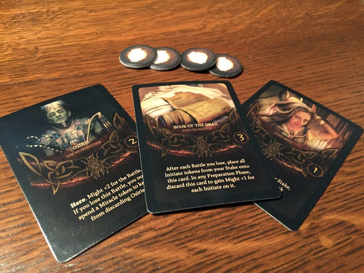 Theomachy Myth Cards