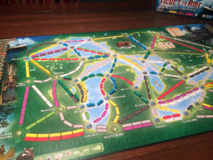Ticket to Ride: Rails & Sails Great Lakes