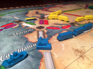 Ticket to Ride: Rails & Sails Harbor