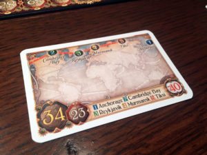 Ticket to Ride: Rails & Sails Tour Ticket