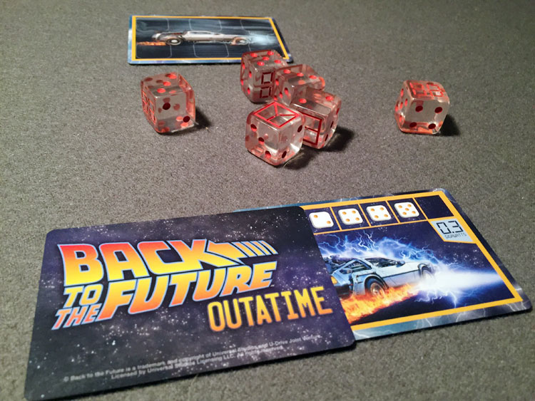 Back to the Future: Outatime Game Experience