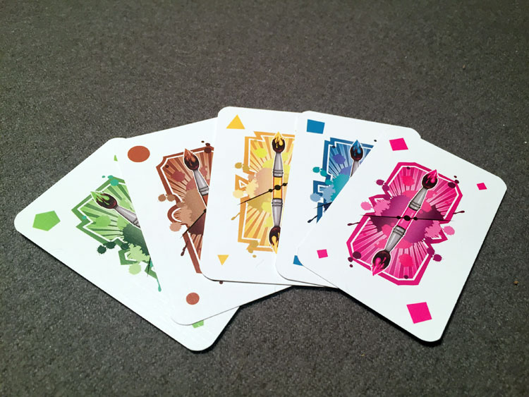 Final Touch Color Cards