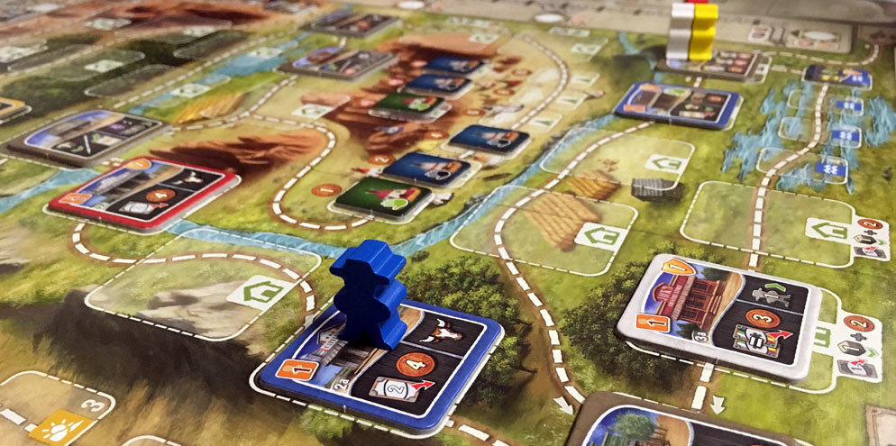 Great Western Trail Review Board Game Quest