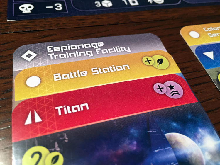 Master of Orion: The Board Game Resources