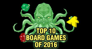 Top 10 Board Games of 2016