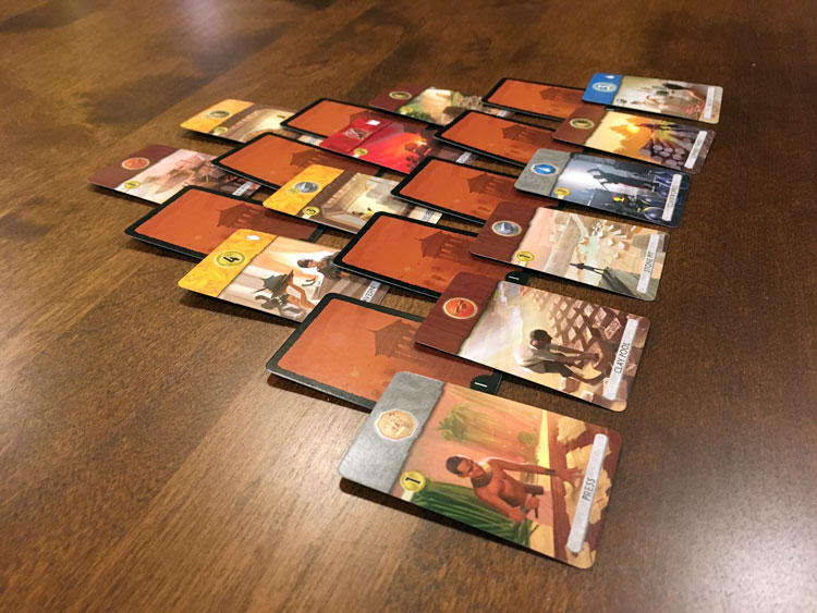7 Wonders: Duel Game Experience