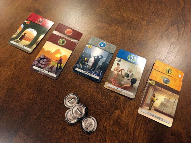 7 Wonders: Duel Cards