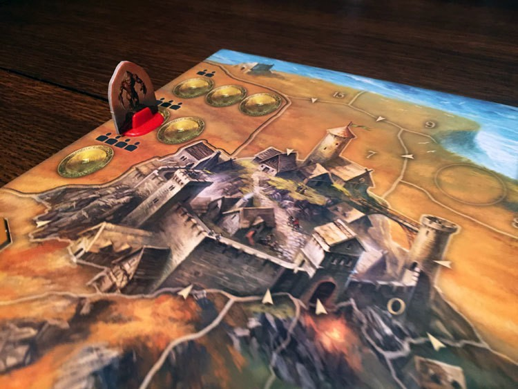 Legends of Andor Loss