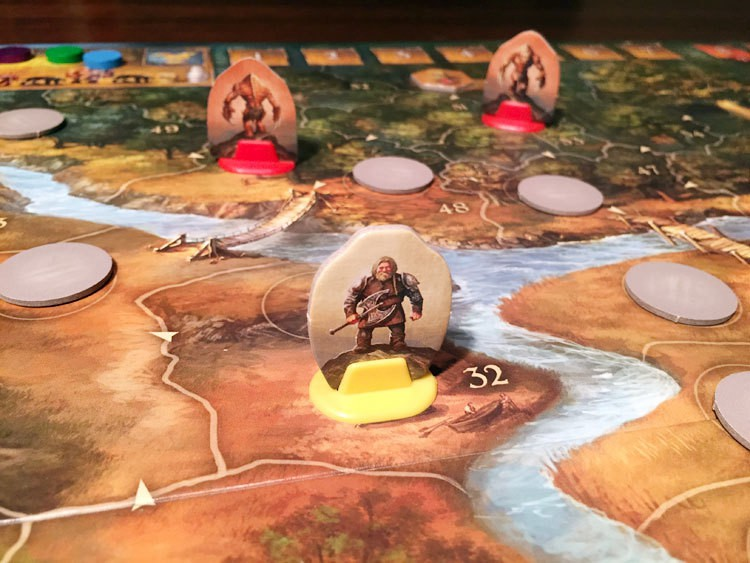 Legends of Andor Hero