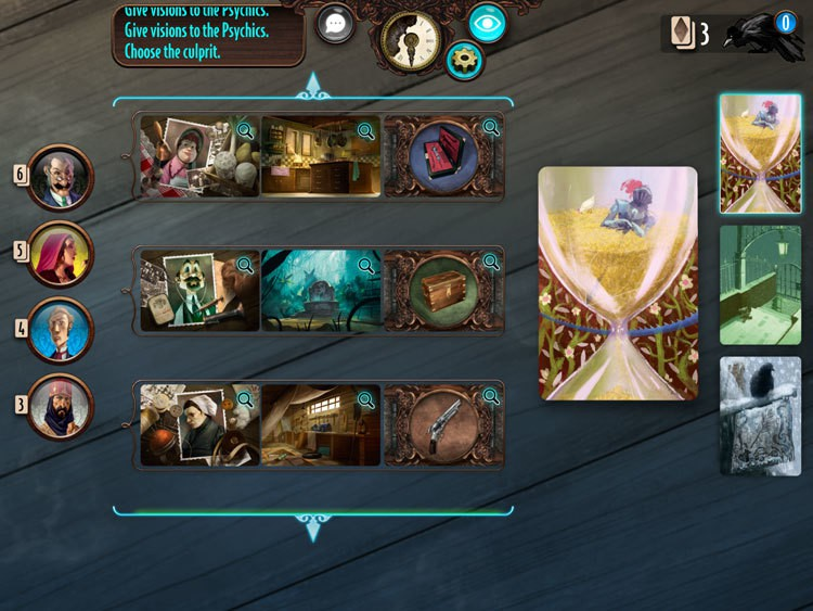 Mysterium Final Stage