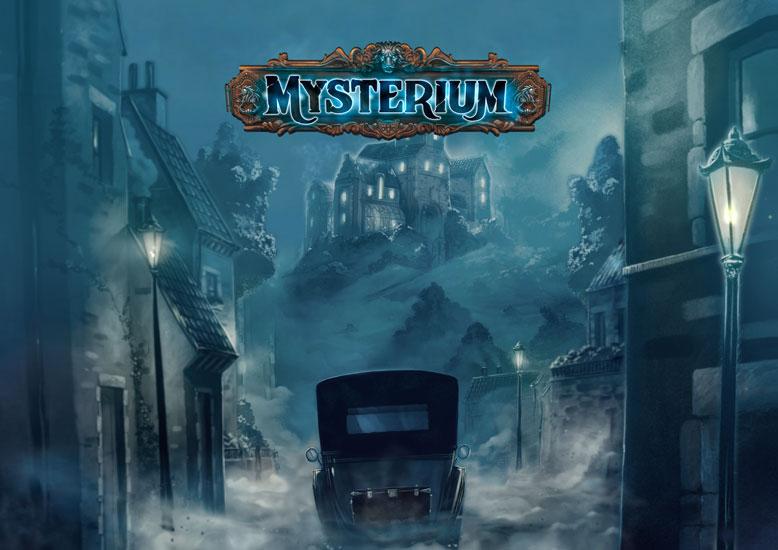 Mysterium iOS