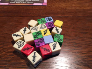 Orcs Must Die Dice