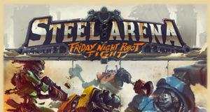 Steel Arena: Friday Night Robot Fight
