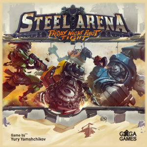 Steel Arena: Friday Night Robot Fight