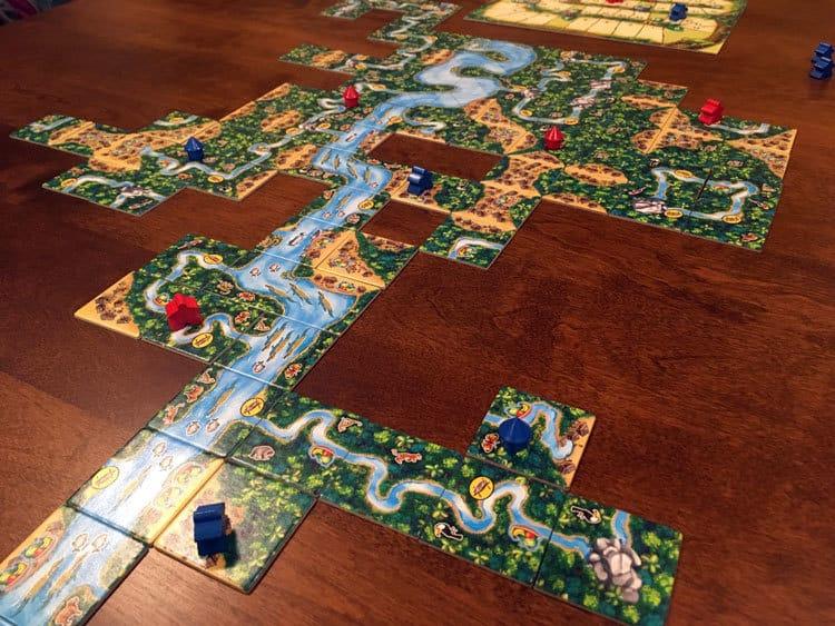 Carcassonne: Amazonas Game Experience