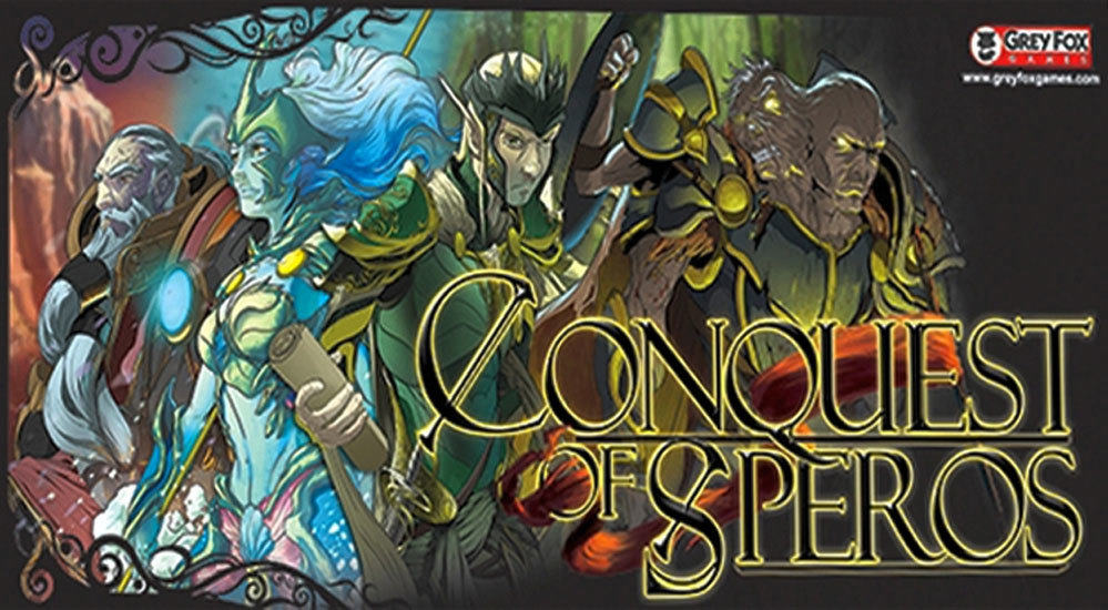 Conquest of Speroes