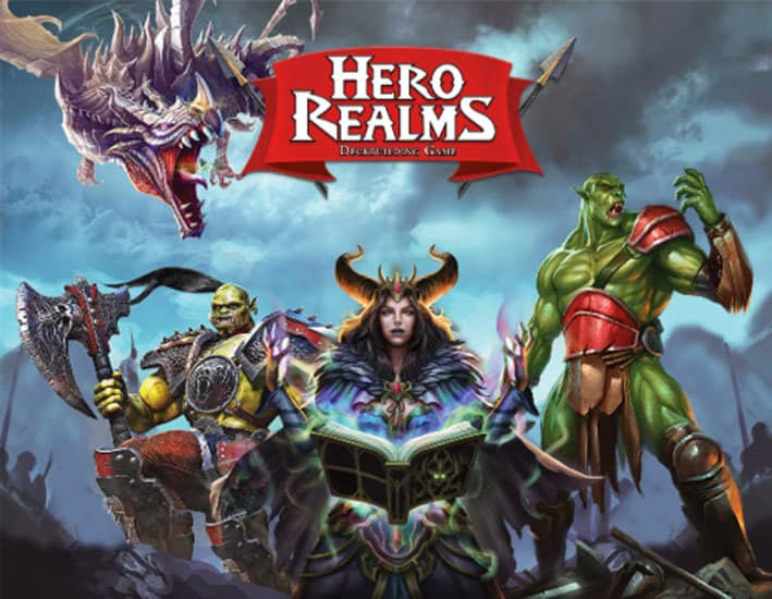Hero Realms Review | Board Game Quest image