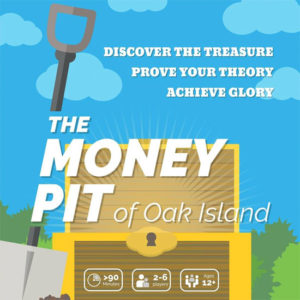 Money Pit of Oak Island