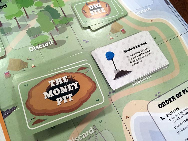 Money Pit of Oak Island
