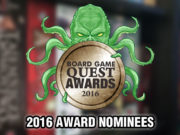 2016 Board Game Awards