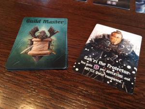 Quests of Valeria Guild Master