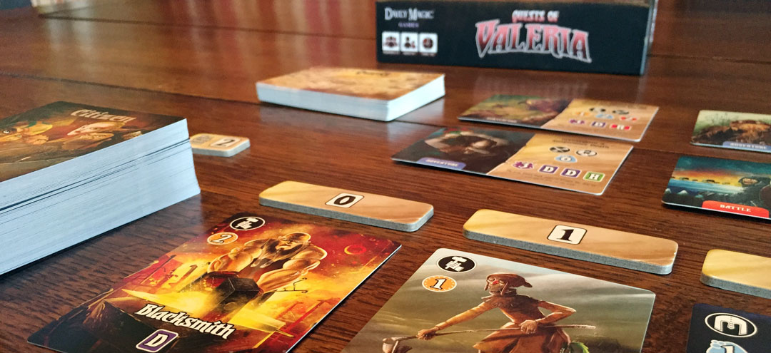 Quests of Valeria Review