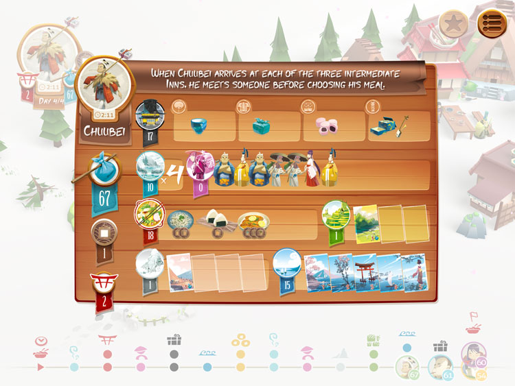 Tokaido iOS Information