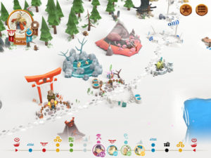 Tokaido iOS Road