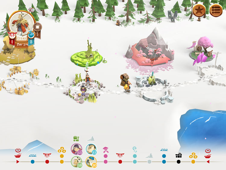Tokaido iOS Traveling