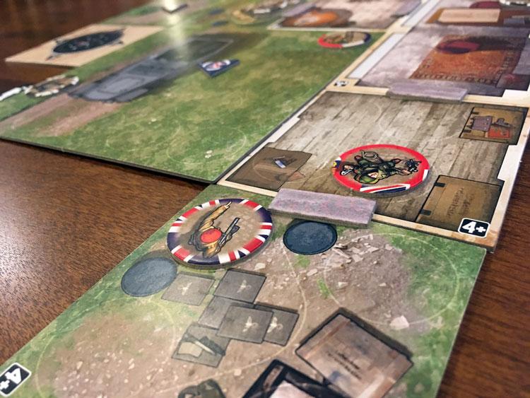 V-Commandos Game Experience