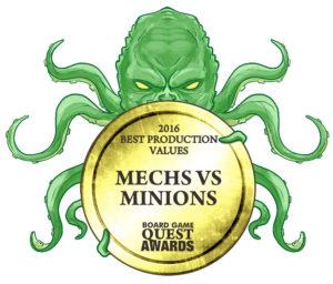 2016 Best Production Values