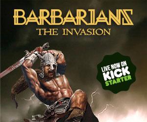Barbarians KS 2