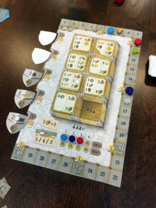 Clans of Caledonia Board