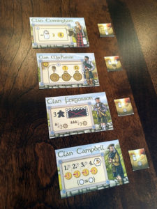 Clans of Caledonia Clans