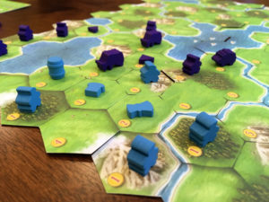 Clans of Caledonia Game Experience
