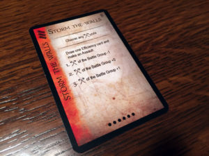 The Exiled: Siege Assault Card