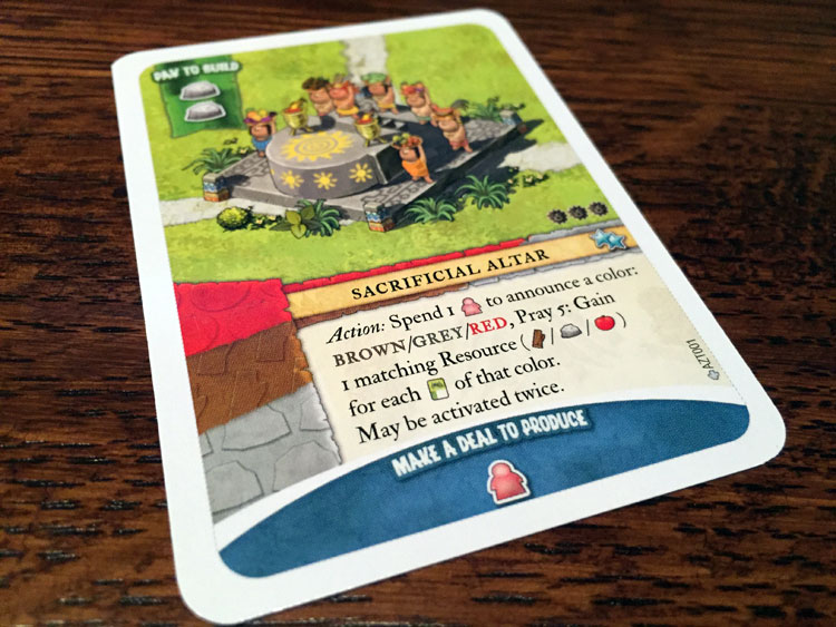 Imperial Settlers: Aztecs Prayer