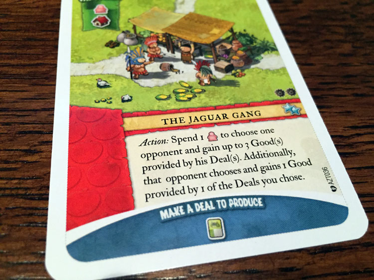 Imperial Settlers: Aztecs Sharing