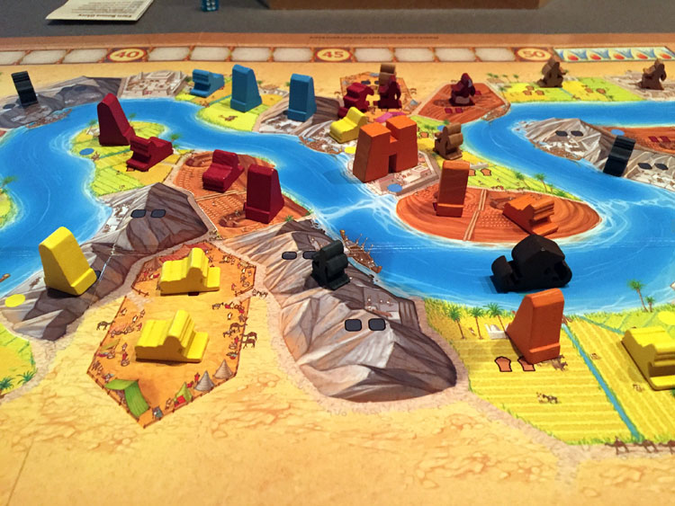 Sailing Toward Osiris Game Experience