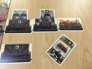 Coal Baron Card Game Cards