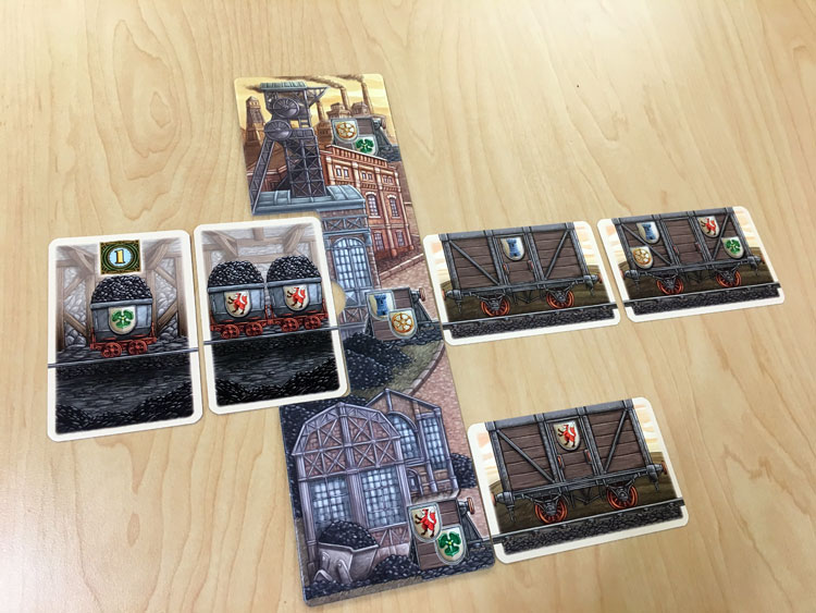 Coal Baron Card Game Game Experience