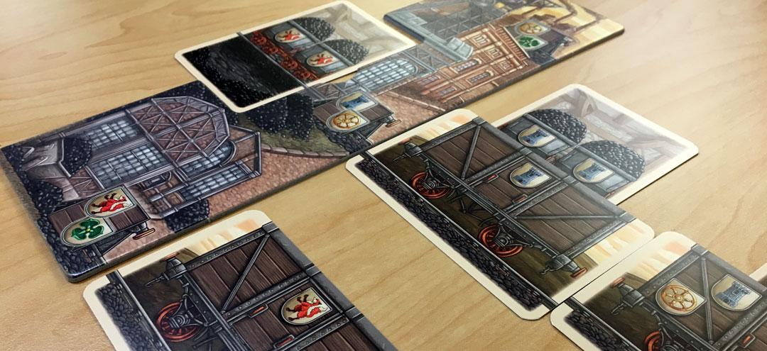 Coal Baron Card Game Review