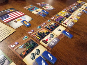Manhattan Project: Energy Empire Cards