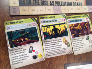 Manhattan Project: Energy Empire Cards
